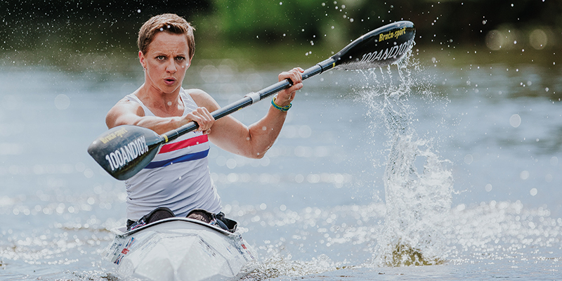 ParalympicsGB para canoeist Emma Wiggs MBE nominated for Sunday Times Disability Sportswoman of the Year 2017